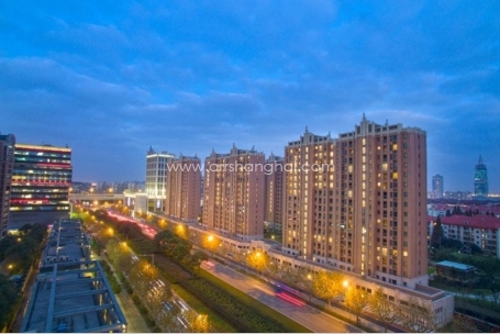 Green Court Place Jin Qiao Middle Ring